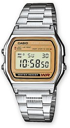 Casio Casio Collection Teräs 36.8x33.2 mm A158WEA-9EF