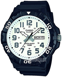 Casio Casio Collection Valkoinen Muovi Ø55 mm MRW-210H-7AVEF f55a8c9be8