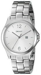 DKNY Dress Hopea/Teräs Ø34 mm NY2365