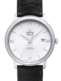 Omega De Ville Prestige Co-Axial 39.5mm Hopea/Nahka Ø39.5 mm 424.13.40.20.02.001