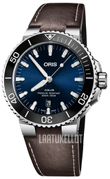 Oris Diving Sininen/Nahka Ø43.5 mm 01 733 7730 4135-07 5 24 10EB