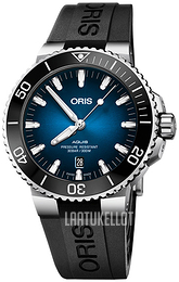 Oris Diving Sininen/Kumi Ø43.5 mm 01 733 7730 4185-Set RS