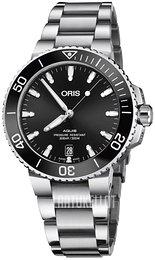 Oris Diving Musta Teräs Ø39.5 mm 01 733 7732 4134-07 8 f1c6f3931d