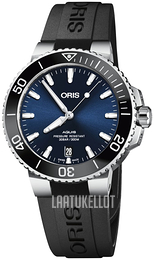 Oris Diving Sininen/Kumi Ø39.5 mm 01 733 7732 4135-07 4 21 64FC