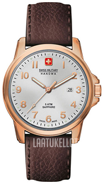 Swiss Military Recruit Hopea/Nahka Ø39 mm 06-4141.2.09.001