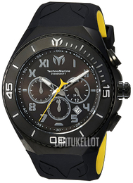 Technomarine Musta/Kumi Ø48 mm TM-215069