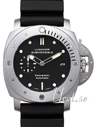 Panerai Contemporary Luminor 1950 Submersible 3 Days Automatic Musta/Kumi Ø47 mm PAM 305