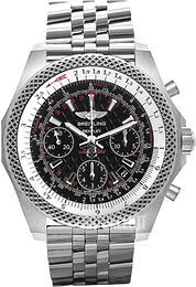 Breitling for Bentley B06 Musta/Teräs Ø44 mm AB061221-BD93-980A